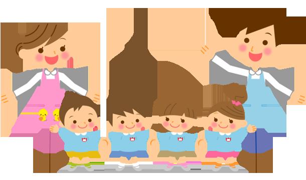 元気いっぱい笑顔いっぱい信州の幼稚園